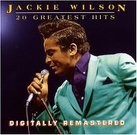 Cover Jackie Wilson - 20 Greatest Hits [2002]